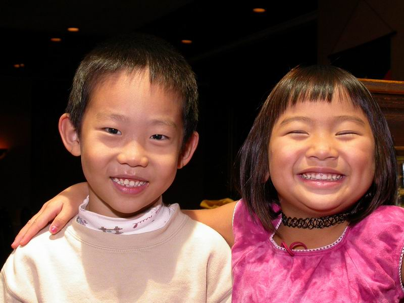 美国人收养的女孩 来自重庆