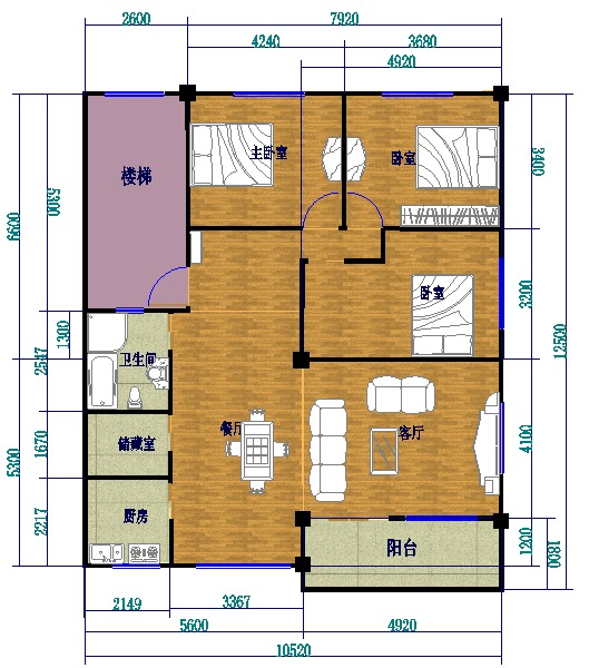 征集房屋设计图,各路高手请入内!图片