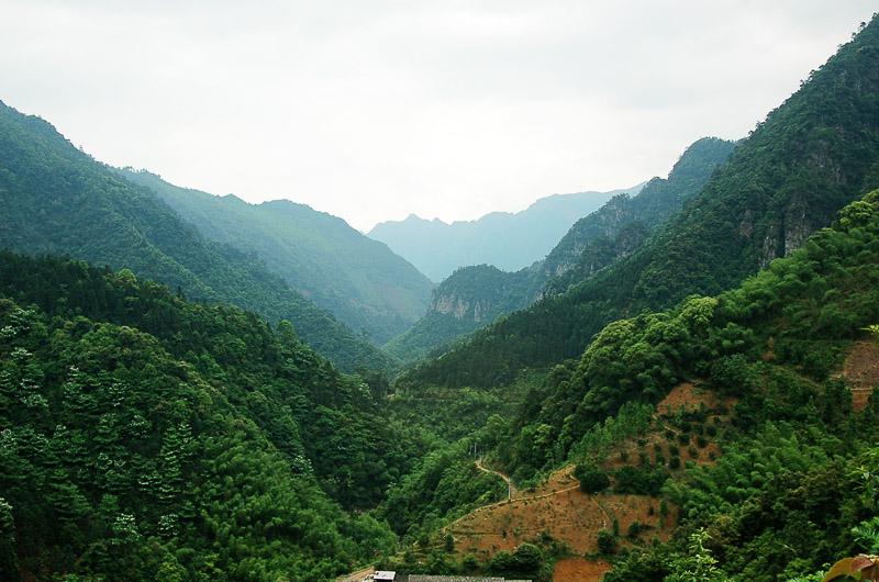 贺州大山风景图片