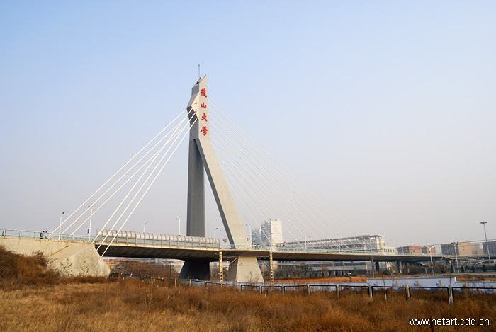 我设计的桥梁(建筑及结构)——燕山大学燕宏桥4