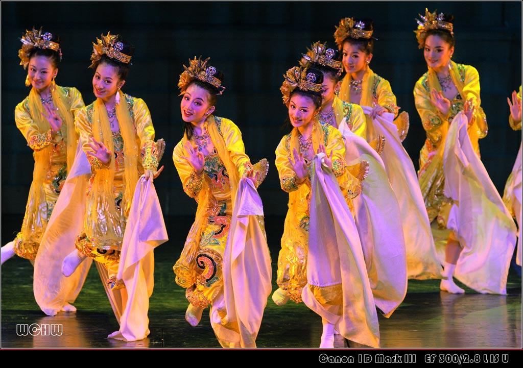 中国东方歌舞团:《海风送你维纳斯》