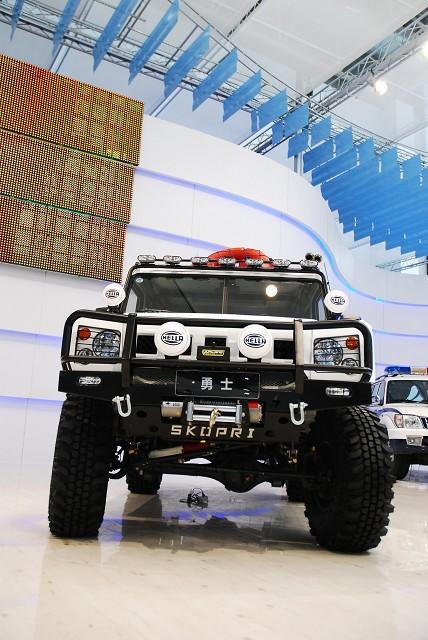北京车展亮相的三款北京越野车b40/b50/b60(所有图片均转自腾讯汽车)