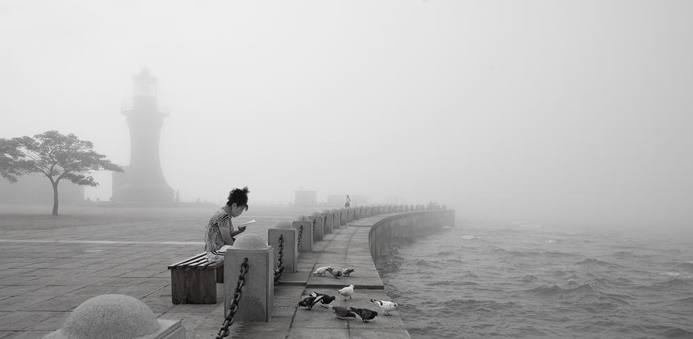 镜头中的浪漫之都:大连 - 静水深流 - 静水深流
