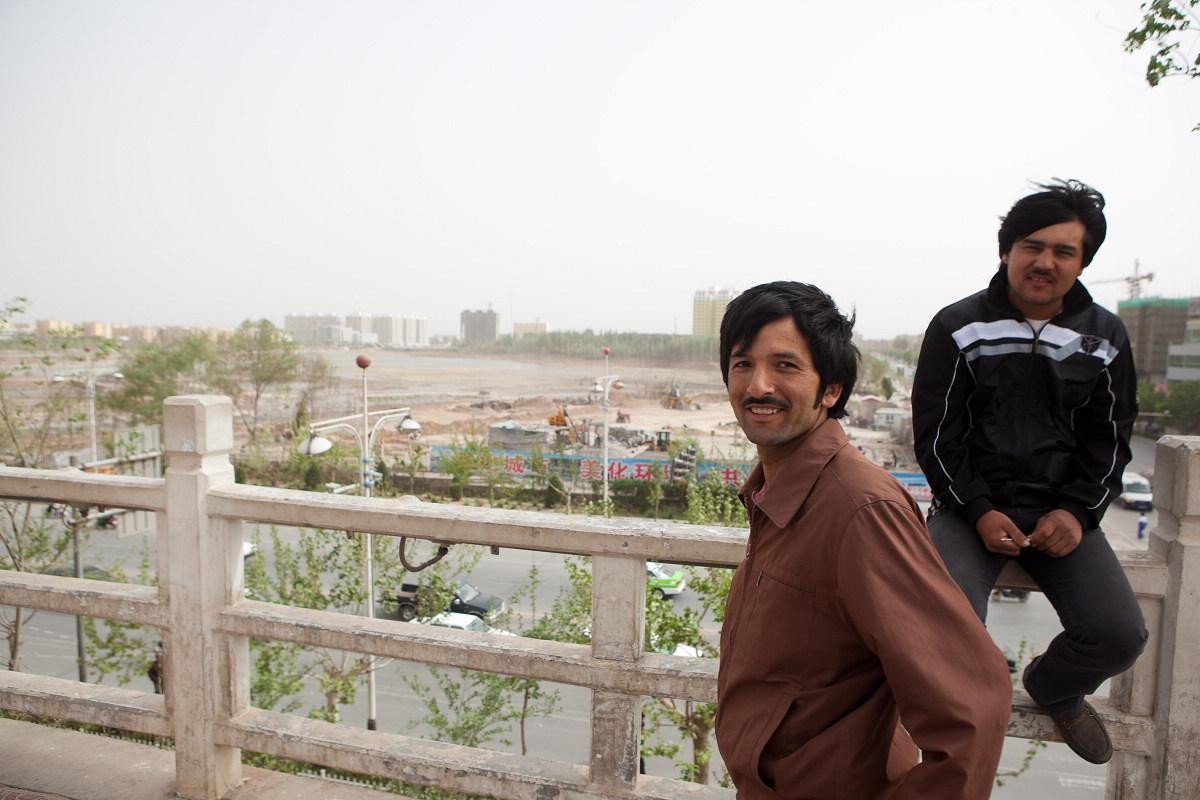 记录新疆六个民族区 - 新疆小妖精 - 锡伯格格