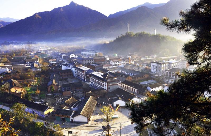 锦绣汉中 回复 协税古镇图片