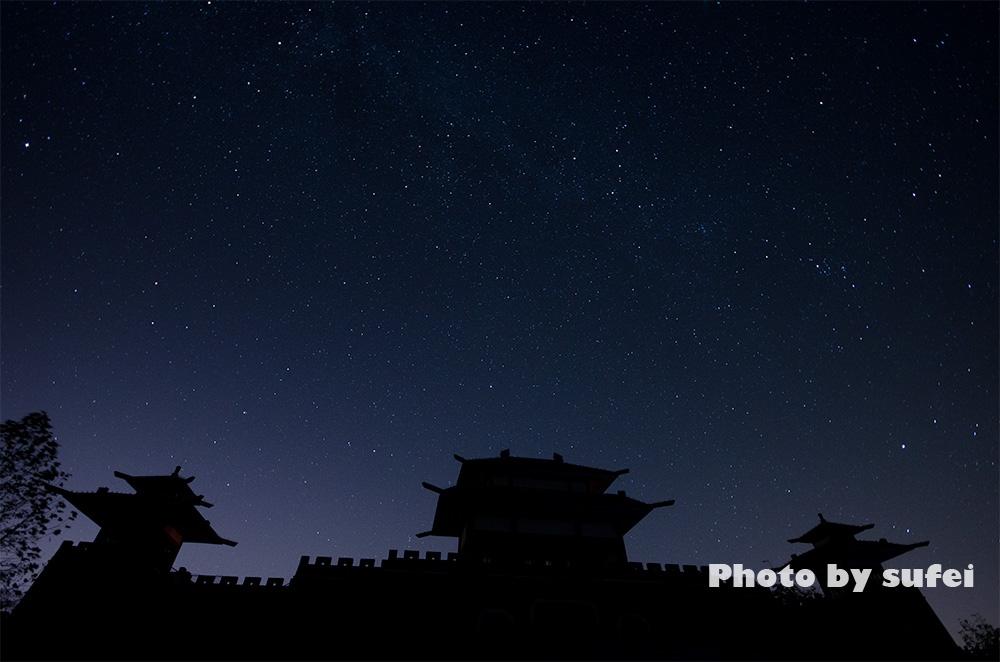 【转载 】星空拍摄方法详解 - 新星摄影 - 新星摄影的博客