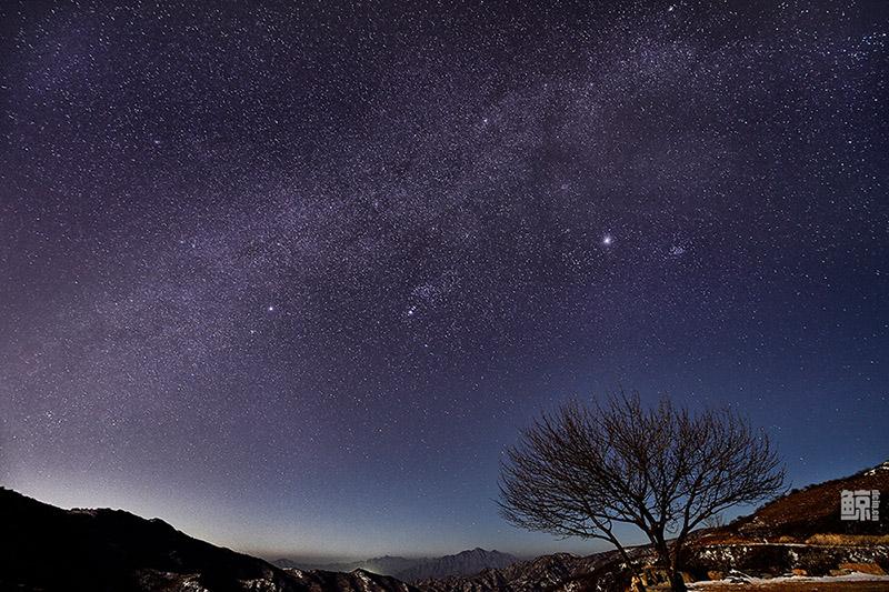 叠加法星轨的拍摄及后期方法 - 芥巴 - 摄影师芥巴的博客