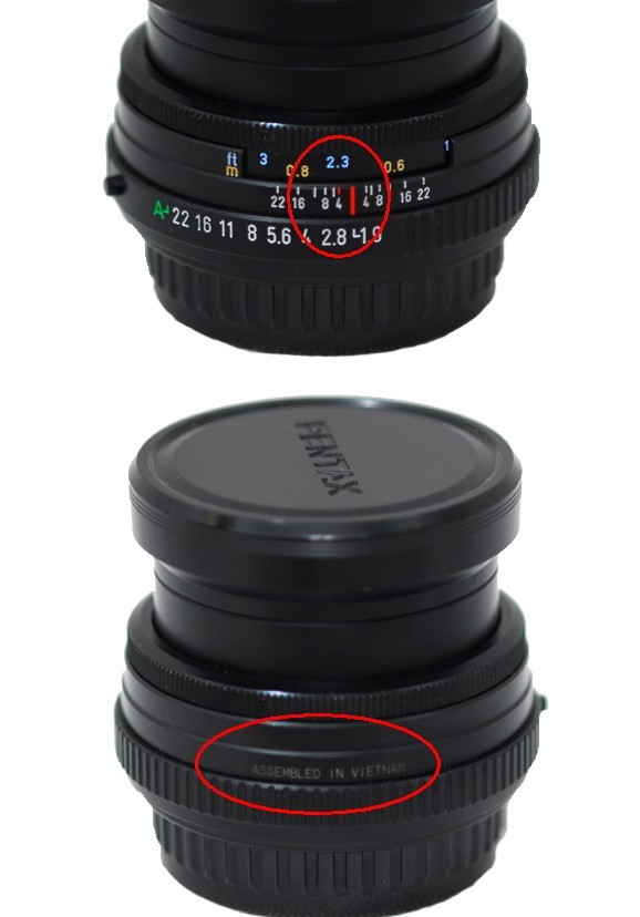 FA43 紅外焦點漂移兩個不同版本的疑惑