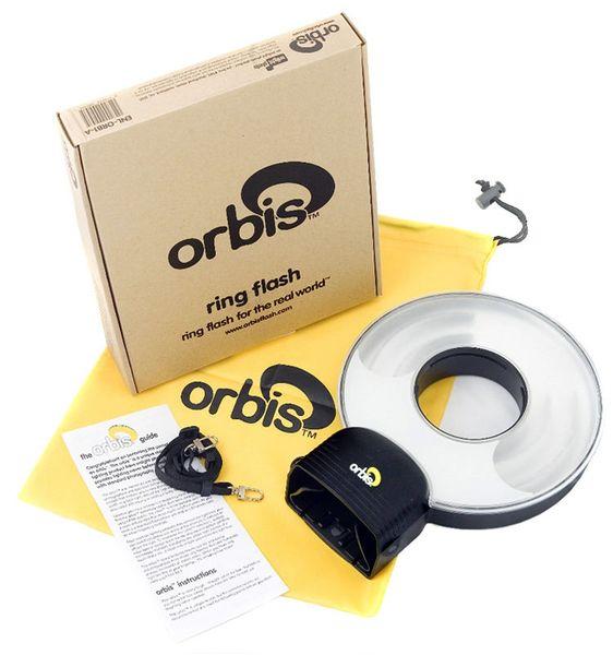 想入手orbis環形適配器玩閃燈,請教有朋友用過嗎?