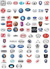 所有国产车的标志图片_本想在国产车标志中选出自己觉得设计得好的,结果实在是找不出.