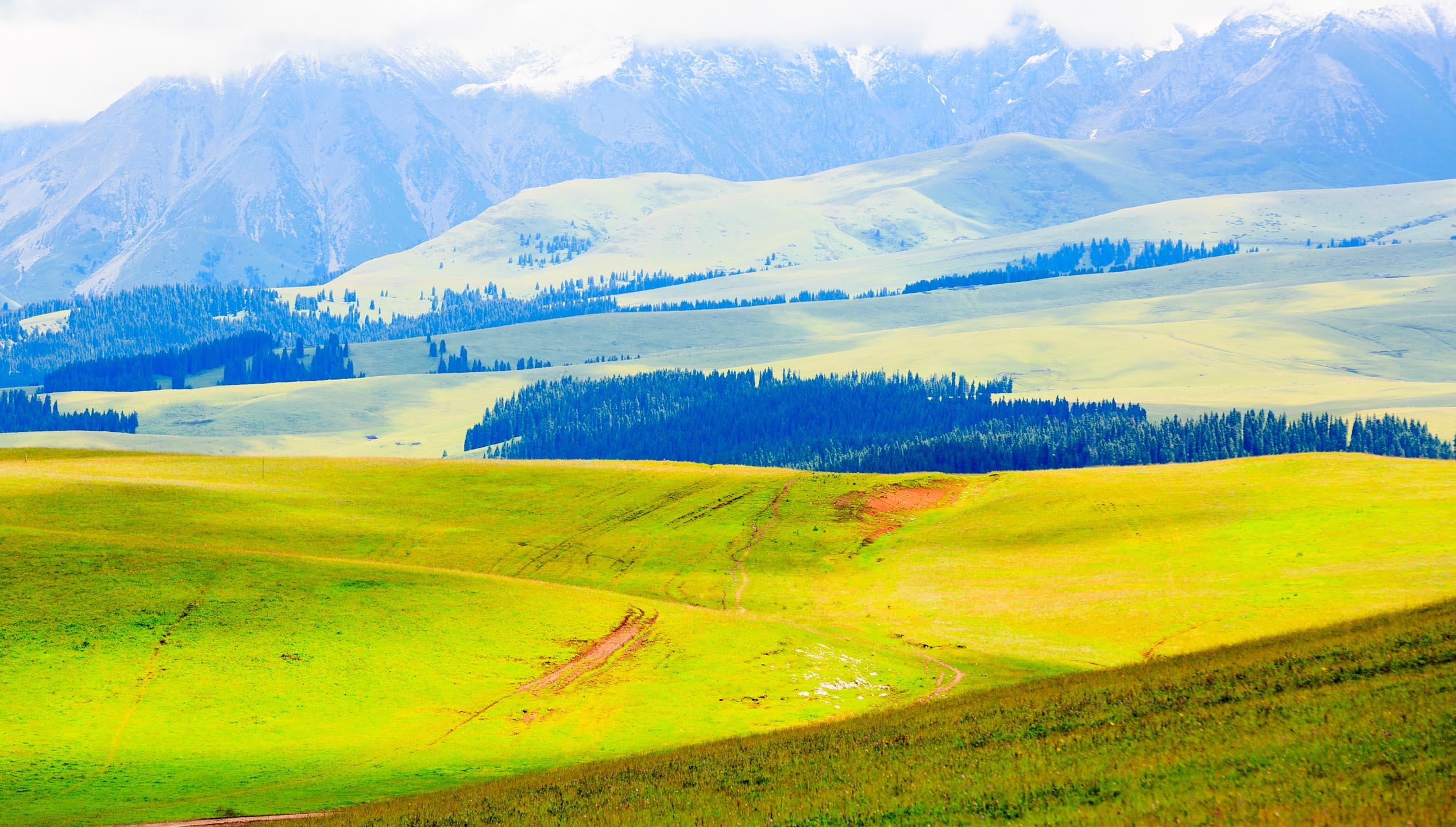 新疆伊犁哹n�f�x�_最美新疆伊犁最美