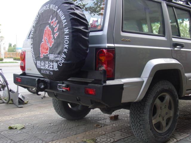 北京吉普jeep 2500 改装篇高清图片