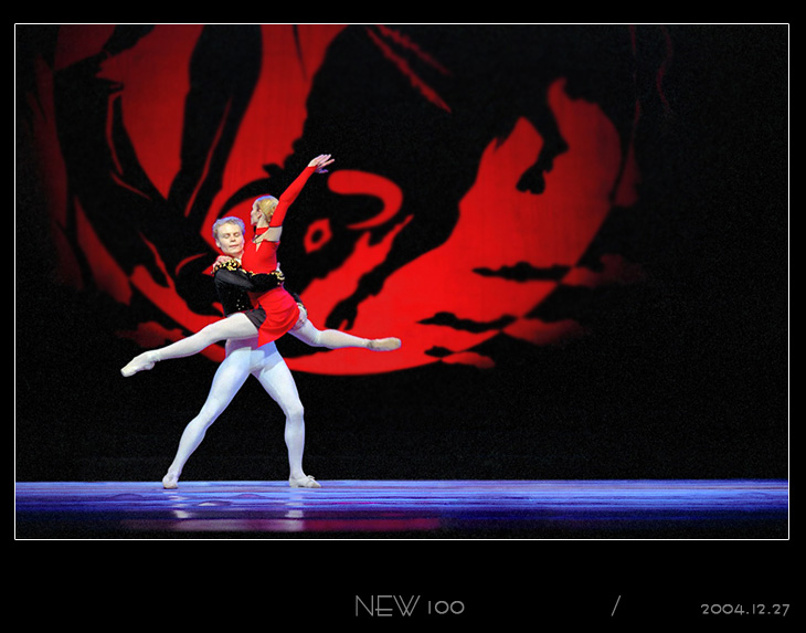 NEW100作品:《 芭蕾印象 》1