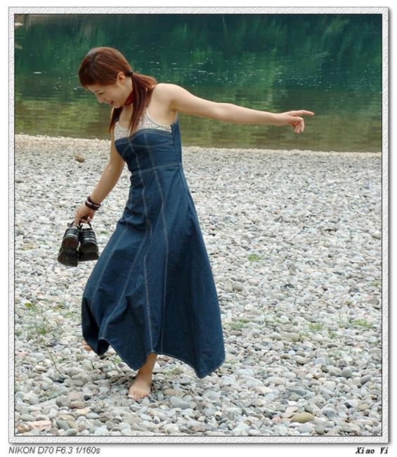 hywl2003作品:外拍MM