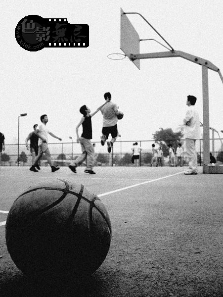 oh0001作品:我們的籃球場