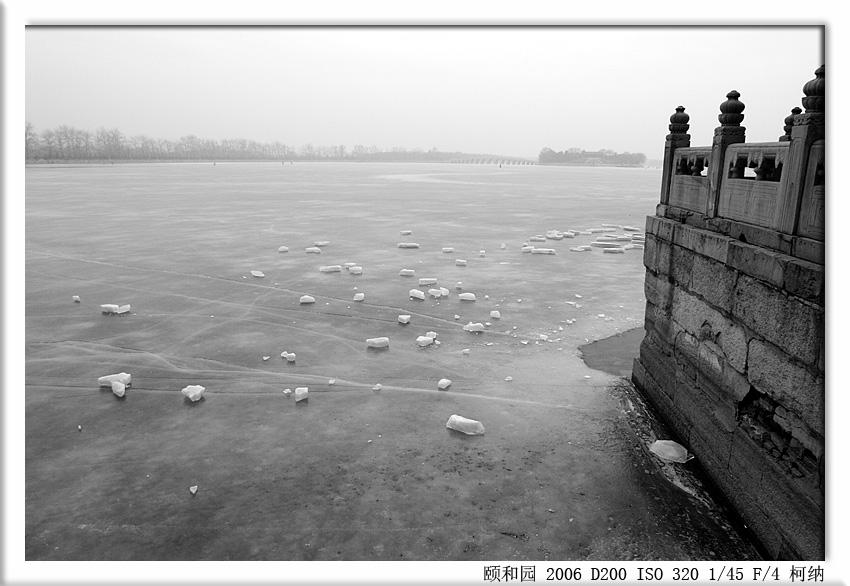柯纳作品:2006颐和园(一)