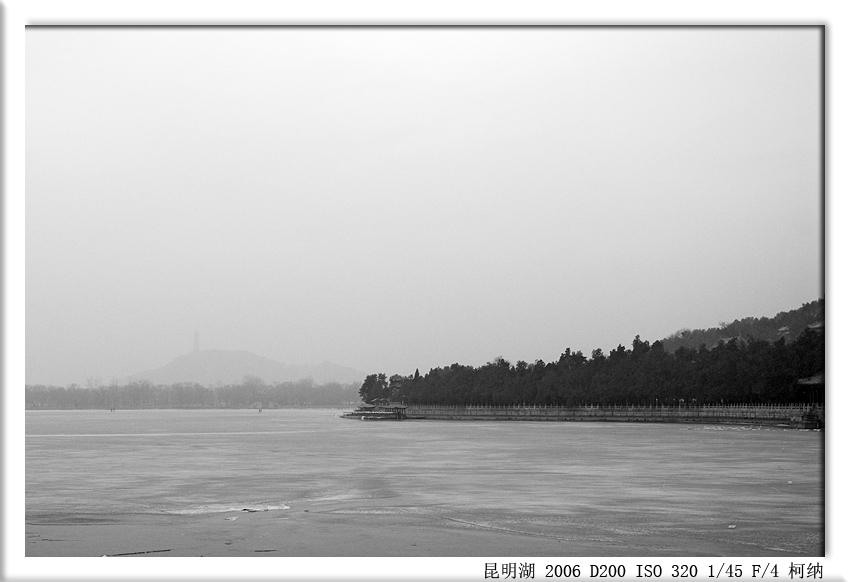 柯纳作品:2006颐和园(三)