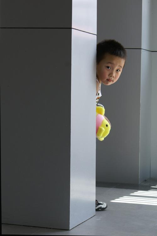 汉宫秋月作品:你找不到我呀