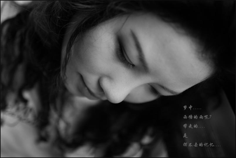 丽人行作品:梦中的记忆...