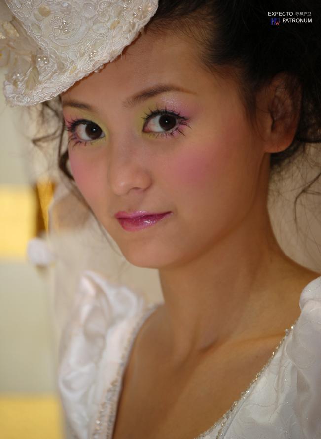 呼神护卫作品:新娘