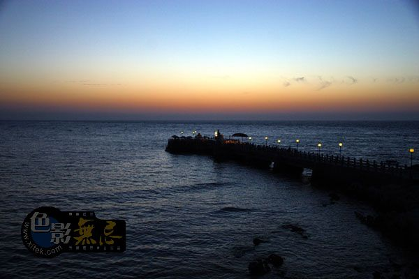 月色港湾作品:金色海湾