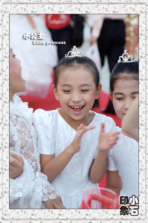 摄影作品 花童小公主3