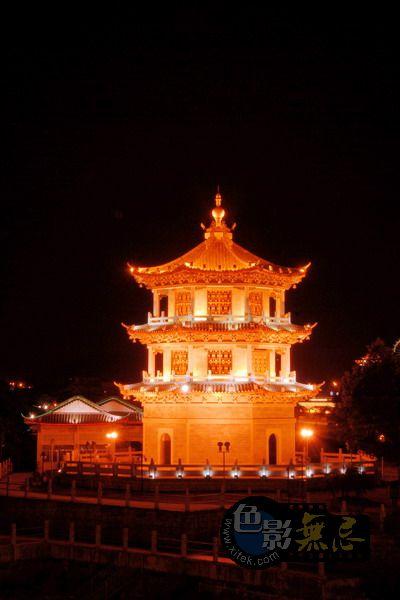东方摄影爱好者作品:塔
