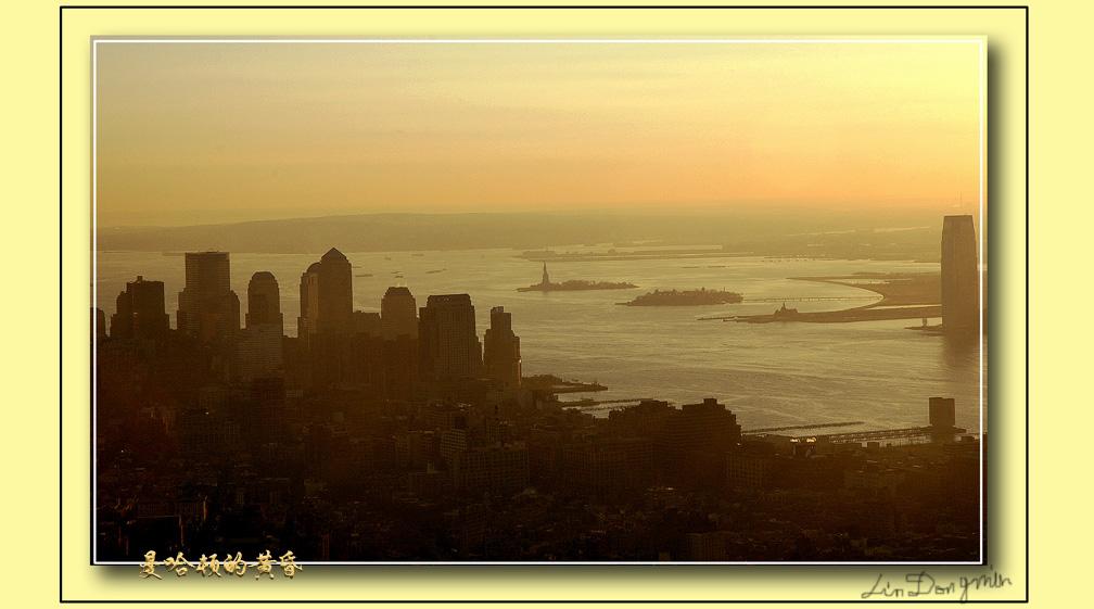 骊歌作品:印象纽约(一)