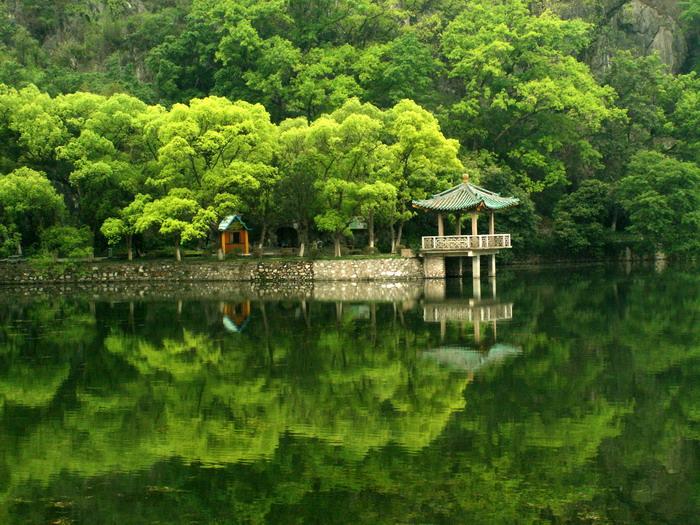 东方摄影爱好者作品:七星湖