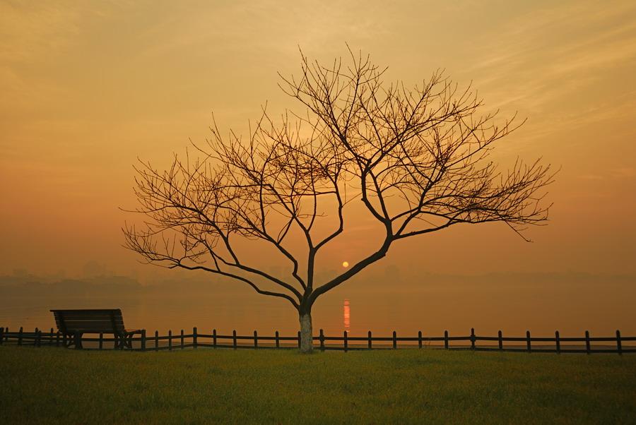 东方摄影爱好者作品:西湖