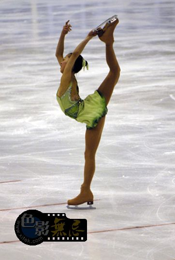颜明玉作品:长春亚冬会花样滑冰纪实