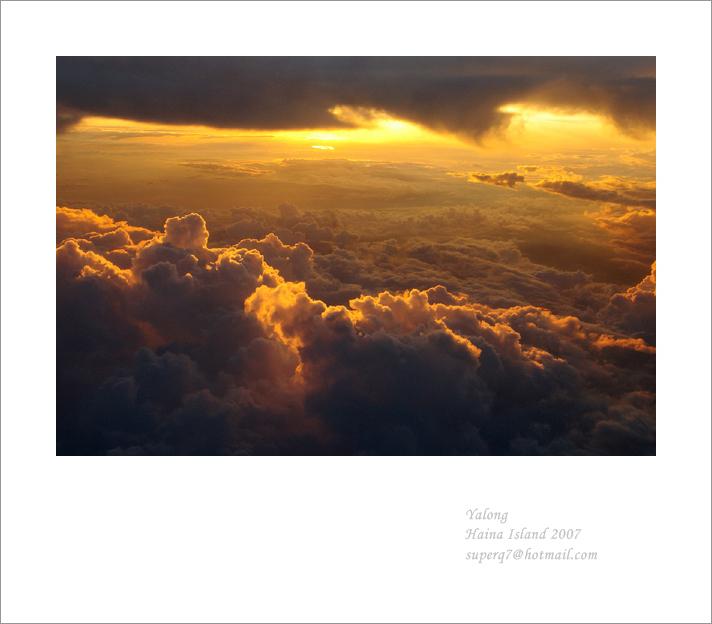 小白龙GZ作品:云中漫步