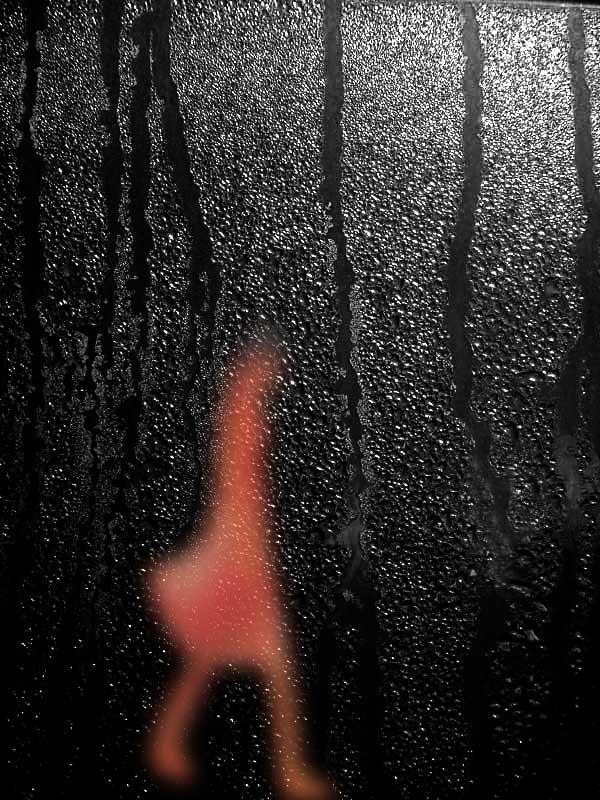 暖暖色作品:雨朦胧