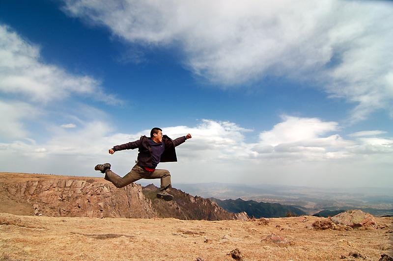 超级猎手作品:我要飞翔