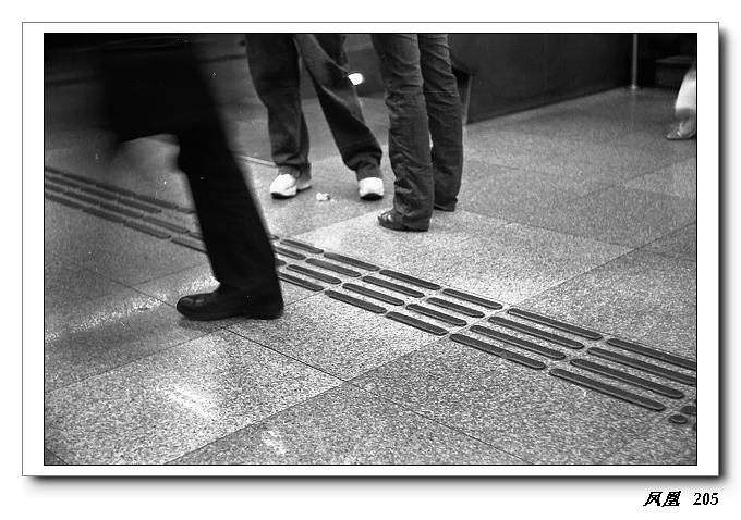 overdriven作品:流动的地铁
