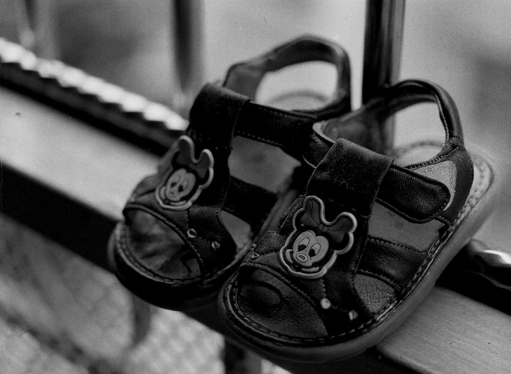 levinson作品:鞋