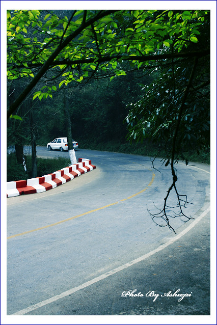 ashuzai作品:公路