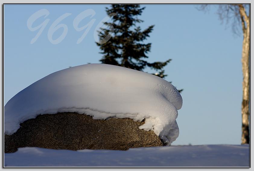 bob9696作品:冬雪2
