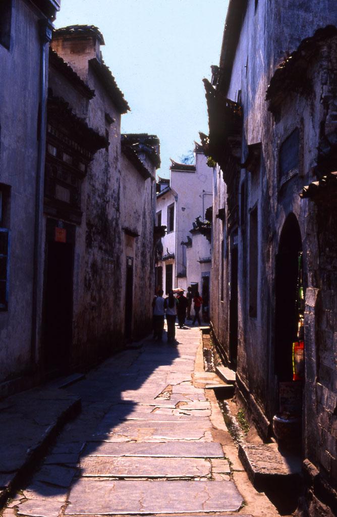 huxian作品:古建筑