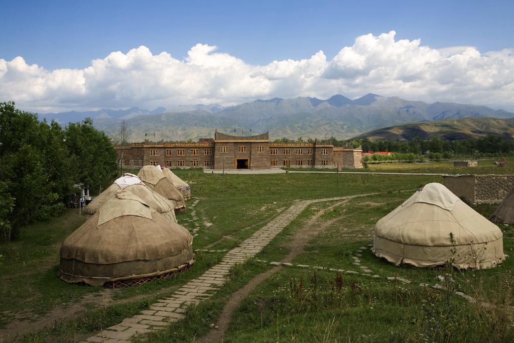 huxian作品:新疆那拉提大草原风光12