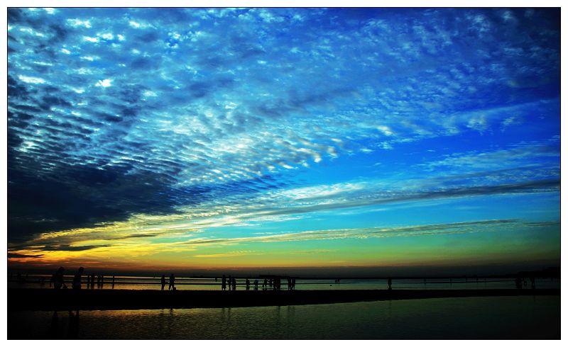 紫晓8作品:海流云