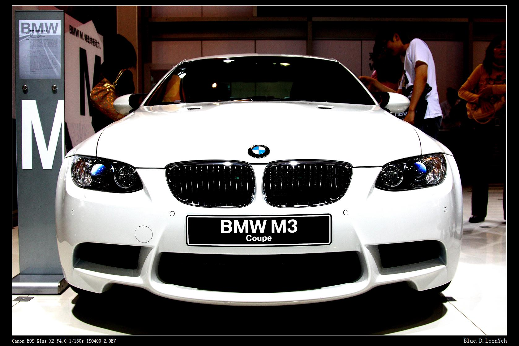 leonyeh作品:BMW M3
