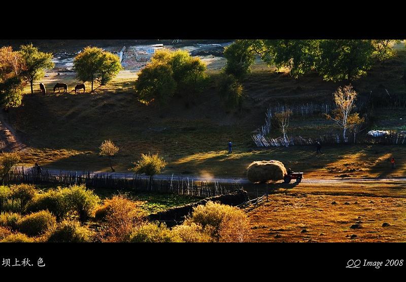quechuaimage作品:坝上秋色.蛤蟆坝1