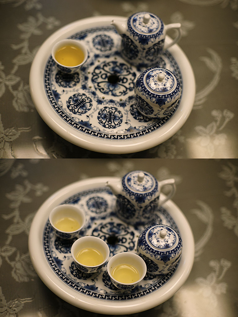 dennisx作品:喝茶随想