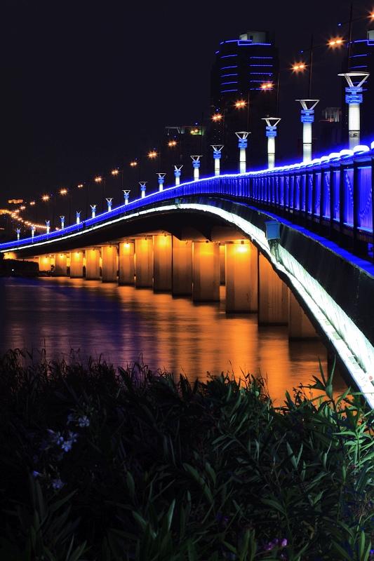 林叶斋作品:桥