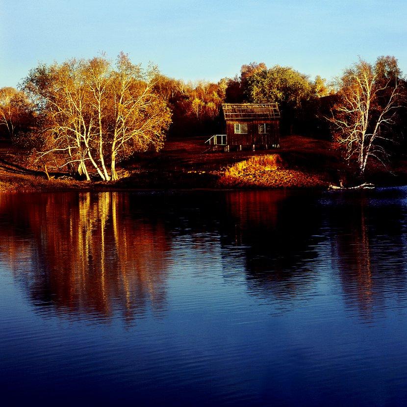 仙境作品:公主湖畔