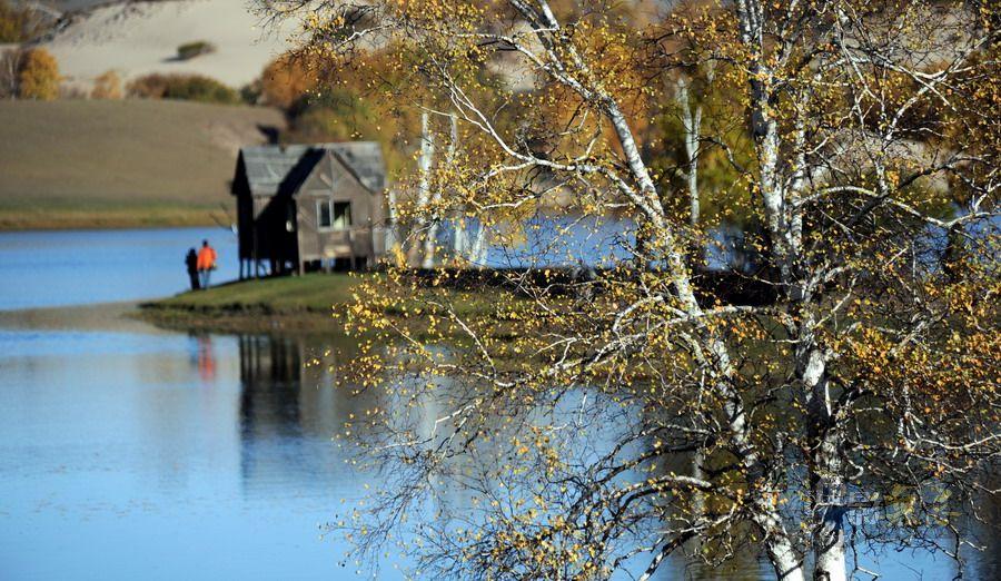 大热作品:公主湖的秋日浪漫