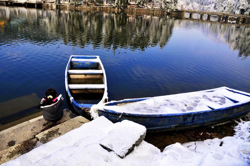mynamecjr作品:静谧如琴湖