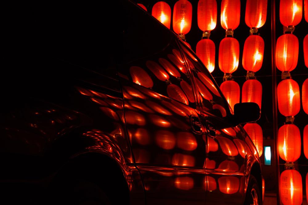 赵国公子作品:节日之灯