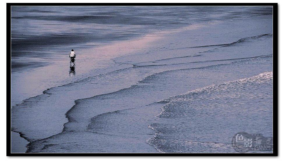 chaseqiu作品:海滩的记忆